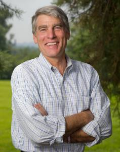 Former Senator Mark Udall will deliver a lecture at the UA Law School on March 10, 2015.