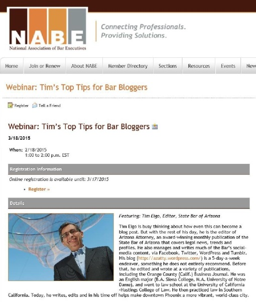 NABE webinar on blogging by Tim Eigo 03-2015-page0001