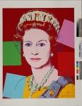 Andy Warhol, Queen Elizabeth II of the United Kingdom,1985