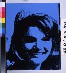 Andy Warhol, Jackie,1964.