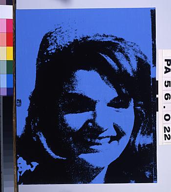 Andy Warhol, Jackie, 1964.