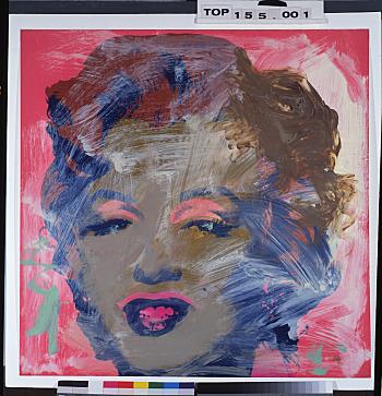 Andy Warhol, Marilyn, ca. 1967