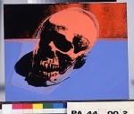 Andy Warhol, Skull,1976