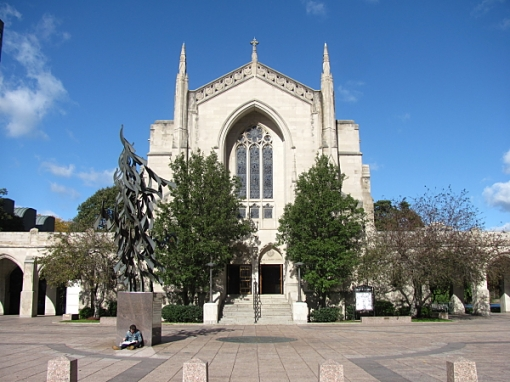 Boston University's Marsh Chapel