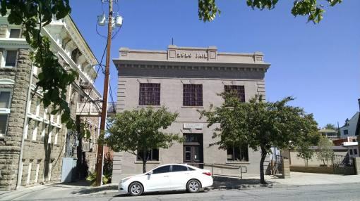 Jail, Gila County, Ariz.