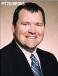 Denis Fitzgibbons is the new Pinal County representative on the State Bar Board of Governors, May 2015.