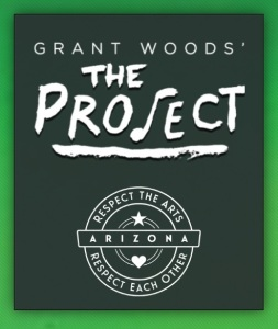 Grant Woods The Project logo