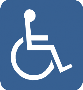 This accessibility icon, designed in 1969, may become less prevalent in Phoenix.