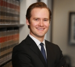 Tyler Carrell, YLD representative to the State Bar of Arizona, May 2015.