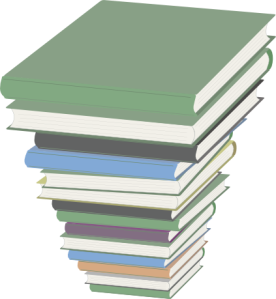 Books, we've got books! Book stack book review
