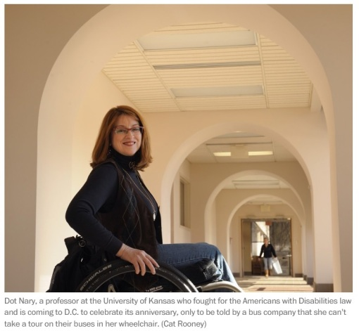 Professor Dot Nary in the Washington Post.