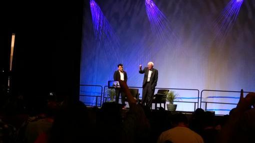 Sen. Bernie Sanders, Phoenix, Ariz., July 18, 2015