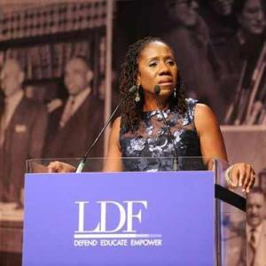 Sherrilyn Ifill, NAACP Legal Defense and Education Fund