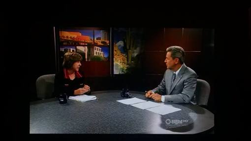 Justice Rebecca White Berch speaks with Horizon host Ted Simons, Aug. 18, 2015.