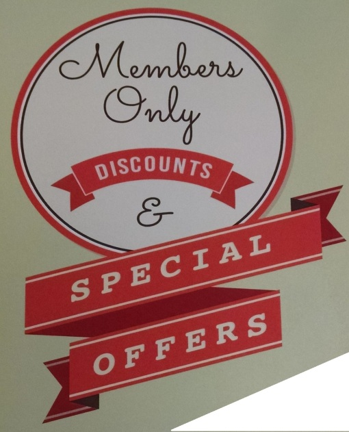Member discounts booklet 2 2015