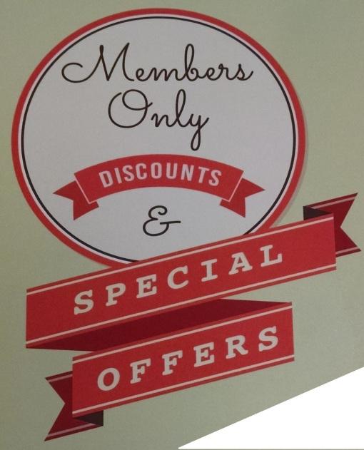 Member discounts booklet 2 2015