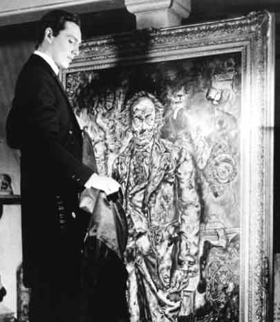 Oliver Wilde's Dorian Gray is a pretty-boy, but the painting reveals a deeper story.