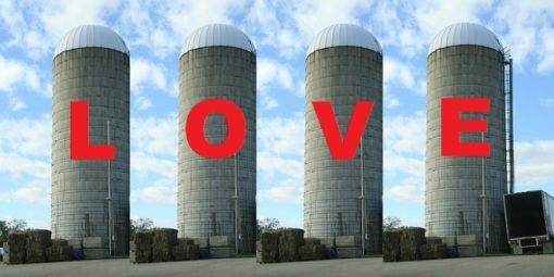 silos how I love them