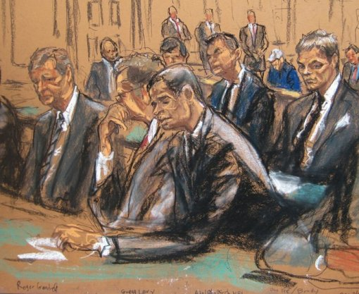 Tom Brady courtroom artist, panned online, apologizes