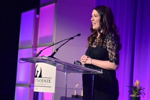 Ashley Kasarjian Athena Award 2015 1
