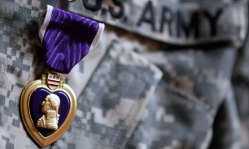 Military veterans on death row deserve special consideration Purple Heart