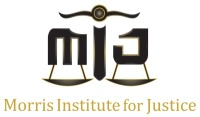 William E. Morris Institute for Justice logo