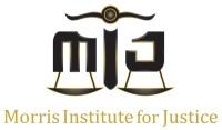 William E. Morris Institute for Justice logo