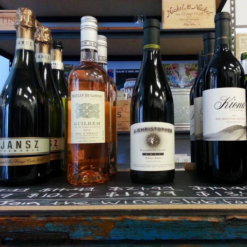 A great gift awaits at Hidden Track Bottle Shop in downtown Phoenix. (photo Downtown Phoenix Inc.)