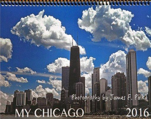 James Palka Chicago calendar