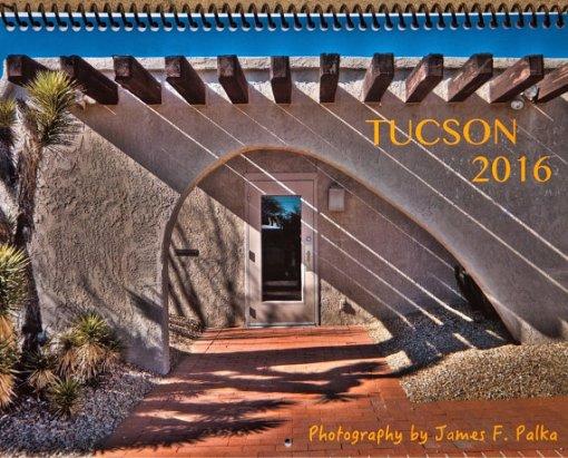 James Palka Tucson calendar
