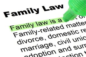 Divorce Family Law Lawyer