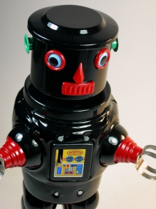Should robots be granted a limited legal personhood? It might be good for all of us, says one lawyer-commentator. (photo: Wikimedia Commons).