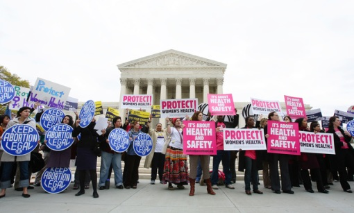 Earlier this month, women lawyers and law students filed an amicus brief that told the story of their own abortions and the value that reproductive rights played in their careers.