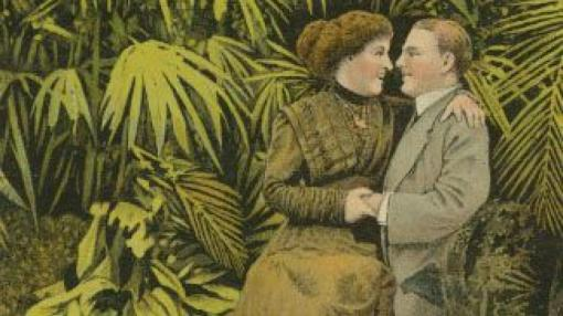 Leap year in Scotland once meant women could propose marriage (Special Collections at the University of Arizona Libraries).