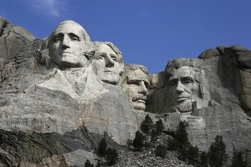 Mount Rushmore (Wikimedia Commons)