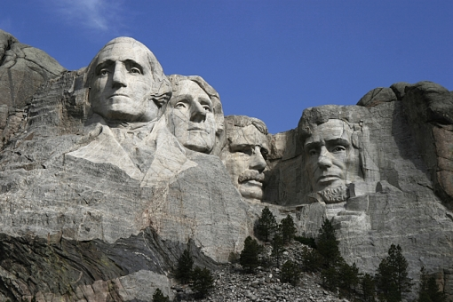 Mount Rushmore (Wikimedia Commons)