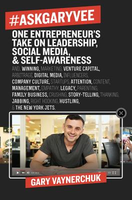 For being tweeterific, Yvonne McGhee will receive Gary Vaynerchuk's great new book.