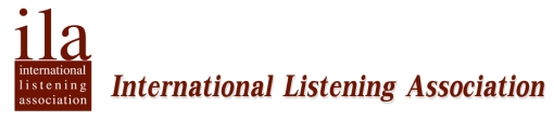 International Listening Association ILA logo