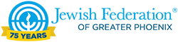 Jewish Federation of Greater Phoenix logo