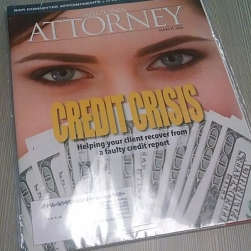 Not just a pretty face: Our March 2016 double issue provided great law-practice content.
