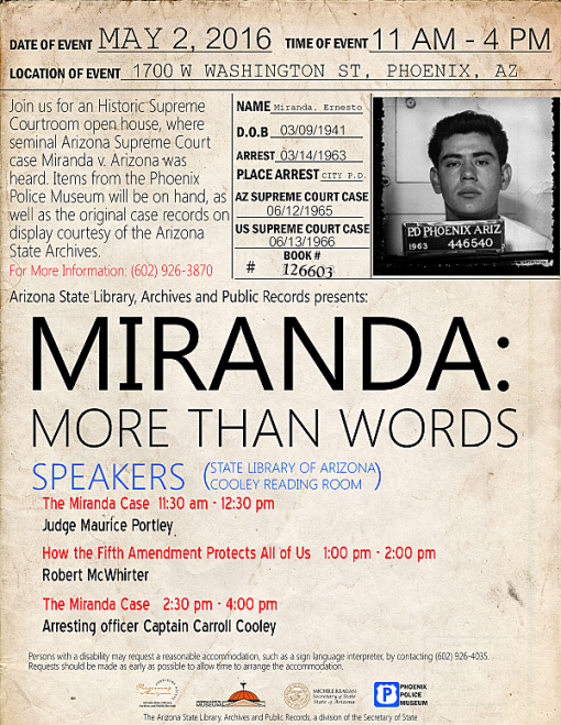 Miranda Arizona Law-Day-2016_Flyer_opt