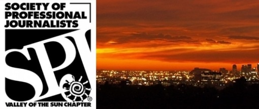 This week's journalism conference in Phoenix covers many topics of public interest. spj valley of the sun header cropped