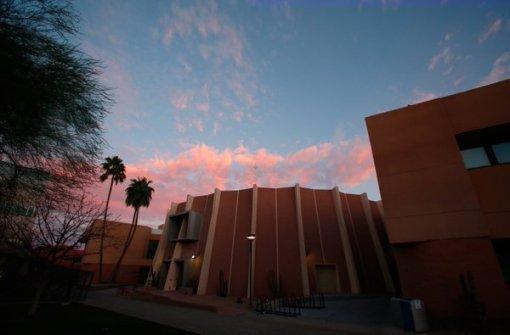 ASU Law School Armstrong Hall exterior
