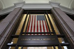 To access law firm data, hackers bypass the front door. Cravath Swaine & Moore cybersecurity