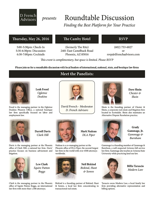 roundtable flyer lawyer panel moderated by David French 05-26-16 v2