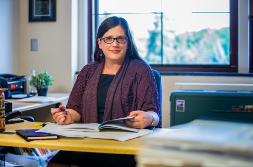 Professor Sarah Deer (photo: MacArthur Foundation)