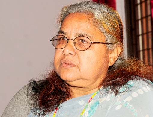 Nepal Chief Justice Sushila Karki