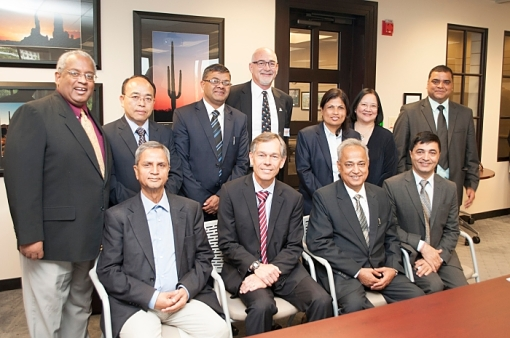 Nepal Justice System Delegation Returns to Arizona Supreme Court 2016_opt