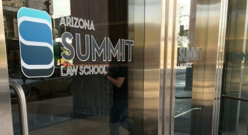 "Arizona Summit Law School has announced it is seeking an affiliation with a ""major university"" partner."