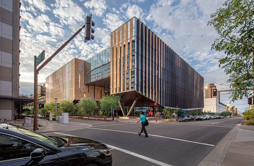 ASU Center for Law and Society, Phoenix (Courtesy ASU)